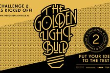 THE GOLDEN LIGHTBULB, CHALLENGE 2: OPEN FOR BUSINESS (IDEAS)!