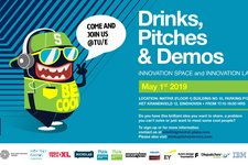 Drinks, Pitches & Demos1