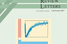 Microsystems on the cover of Physical Review Letters