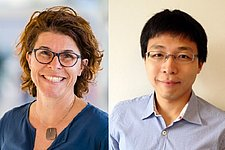 Two new members in the Microsystems group!