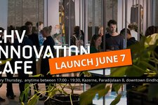 """""""Give to Grow"""": De Kazerne to host weekly Innovation Cafe"""