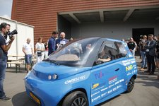 World's most circular car is made of flax and sugar and does 300 km per liter