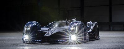 We have a goal to reduce electric charging times to the speed it takes to refuel a petrol car and to show that this is possible, in 2023 we will be joining Garage 56 of Le Mans.