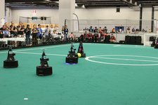 Soccer robots Tech United world champions Robocup