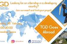 TGD Goes Abroad