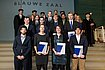 12 students received their Master's degree