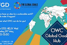 TGD Lunch lecture: One World citizens