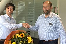 TU/e strengthens strategic links between IPI and AMOLF by appointing Ewold Verhagen