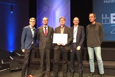 EAST project received CATRENE Award for Driving 5G Innovation
