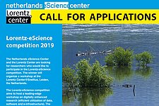 Call for applications: Lorentz-eScience competition 2019