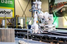 Europe's first industrial 3D concrete printing facility is located in Eindhoven