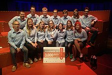 TU/e student team T.E.S.T. wins 2 competitions in a row