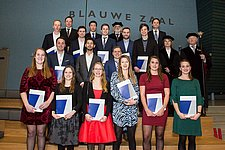 14 BME and ME students received their Master's degree