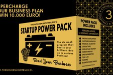 Doe mee aan de Startup Power Pack en win 10.000 euro!