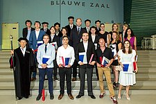 14 BME-students received their Master's degree