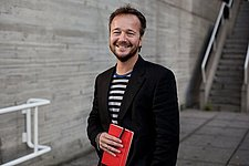 Stephan Wensveen now Program Director Industrial Design