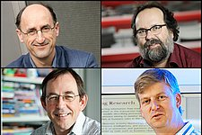 TU/e appoints four top scientists as University Professor
