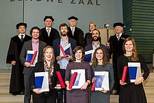 18 new Masters of Science