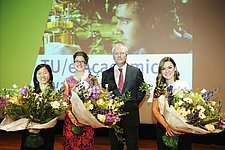 Maartje Bastings wins award best PhD program