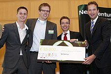 TU/e start-up wins entrepreneur prize