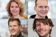 Four ERC Starting Grants for young TU/e researchers