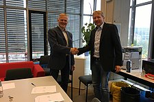 Collaboration Agreement between Dutch and German Mathematics Research Centres