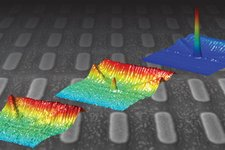 Plasmon exciton polariton laser demonstration on the top 15 most cited articles of Optica