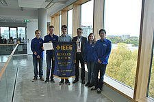 IEEE Student Branch of Eindhoven University of Technology awarded