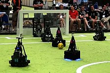 Tech United second in RoboCup 2011