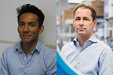 Marie Curie and ERC PoC grants for Miguel Aleman Garcia and Maarten Merkx