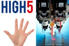 HIGH5 Lezing: 3D-Printen