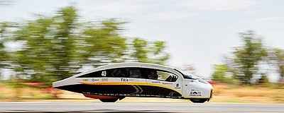 Solar Team Eindhoven is building a solar-powered  family car to compete in the World Solar Challenge, Cruiser Class.