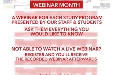 Webinar Science Education and Communication