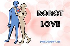 Podcast interview: Robot love