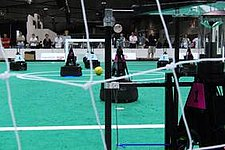 Tech United second in robot soccer world championship