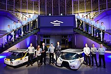 Solar Team Eindhoven honored