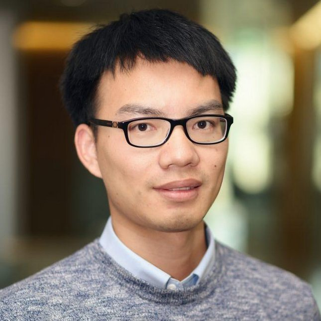 PhD student Zehua Chen, first author of the paper in Nature Communications