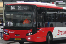 Bus line 104 TU/e Science Park expires as of 10 December 2017