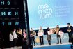 Rabia Zainab & Fons van der Sommen awarded during first MomenTUm