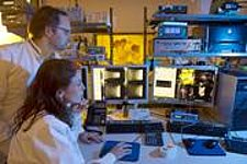 Philips and TU/e measure and visualize local chemotherapy to tumors.