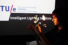 Intelligent Lighting Institute (ILI) makes a flying start