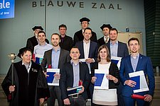 8 BME and ME Master diplomas awarded