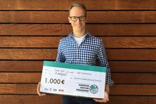 Eventpad won the Best 2-pager award at the European Venture Program