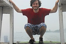 New group member: PhD candidate Andreas Pollet
