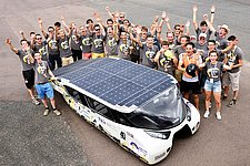 Solar Team Eindhoven sets record in Australia