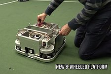 Tech United builds new, superfast and really strong soccer robot
