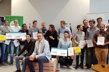 Startup Transport Heroes from TU Munich wins EuroTech Venture pitches