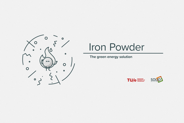 Watch this animation to see how the iron fuel cycle works.