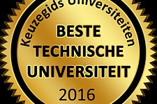 TU/e best university of technology for the twelfth time, third place overall