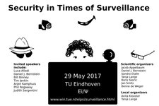 Security in Times of Surveillance